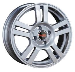 Автомобильный диск Литой LegeArtis RN26 6x15 4/100 ET 49 DIA 60,1 Sil