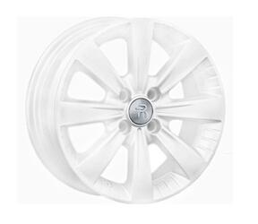 Автомобильный диск Литой Replay RN16 5,5x14 4/100 ET 45 DIA 60,1 White