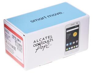 """4"""" Смартфон Alcatel One Touch OT-4045D Pop 2 4 Гб белый"""