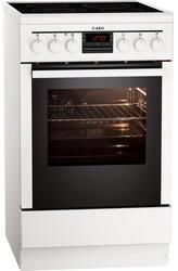 Электрическая плита AEG 4703RVD-WN белый