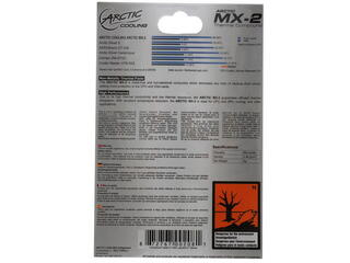 Термопаста Arctic Cooling MX-2