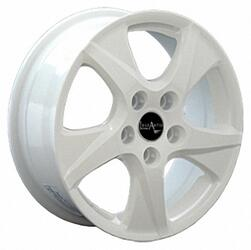 Автомобильный диск Литой LegeArtis H24 6,5x16 5/114,3 ET 45 DIA 64,1 White