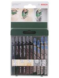 Пилки для лобзика Bosch SET T-ХВ 2609256746