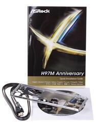 Материнская плата ASRock H97M Anniversary
