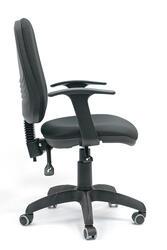 Кресло офисное ДЭФО Оптима CH-661 серый