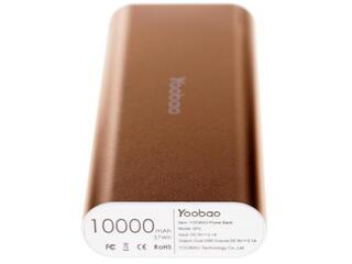 Портативный аккумулятор Yoobao SP2 золотой