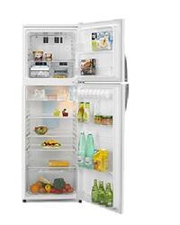 Холодильник с морозильником Sharp SJ431VWH белый