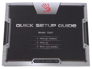 Наушники A4 tech Bloody G501
