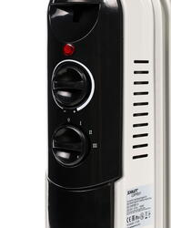 Масляный радиатор Scarlett SC - OH67B01-5 белый