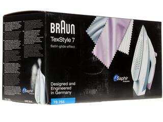 Утюг Braun TS 755 серый