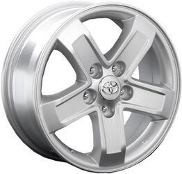 Автомобильный диск Литой LegeArtis TY105 6,5x16 5/114,3 ET 45 DIA 60,1 Sil