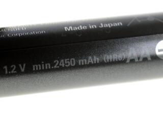 Аккумулятор PANASONIC BK-3HCCE/4T 2450 мАч