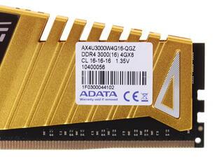 Оперативная память AData XPG Z1 [AX4U3000W4G16-QGZ] 16 ГБ
