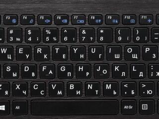 """15.6"""" Ноутбук DEXP Aquilon O104 черный"""