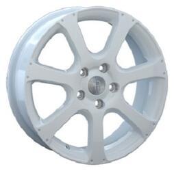 Автомобильный диск литой Replay H23 6,5x17 5/114,3 ET 50 DIA 64,1 White