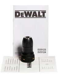 Перфоратор DeWALT D 25124K
