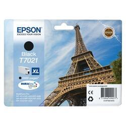 Картридж струйный Epson T702 (XL)