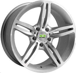 Автомобильный диск Литой Nitro Y149 5,5x13 4/100 ET 35 DIA 73,1 Sil