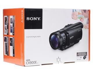 Видеокамера Sony HDR-CX900EB черный