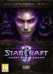 Игра для ПК StarCraft II: Heart of the Swarm Дополнение