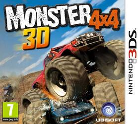 "Игра для 3DS ""Monster 4X4 3D"" (7+)"