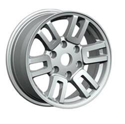 Автомобильный диск литой LegeArtis TY95 7x16 6/139,7 ET 30 DIA 106,1 Sil