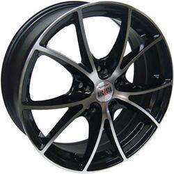 Автомобильный диск Литой Alcasta M07 6,5x16 5/114,3 ET 40 DIA 66,1 GMF