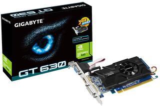 Видеокарта GIGABYTE GeForce GT630 [GV-N630D3-2GL]