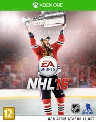 Игра для Xbox One NHL 16