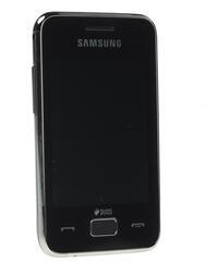 Сотовый телефон Samsung GT-S5222 черный