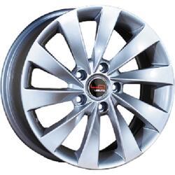 Автомобильный диск Литой LegeArtis VW36 7,5x17 5/112 ET 51 DIA 57,1 Sil
