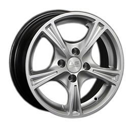 Автомобильный диск Литой LS NG232 6x14 4/98 ET 35 DIA 58,6 BKF