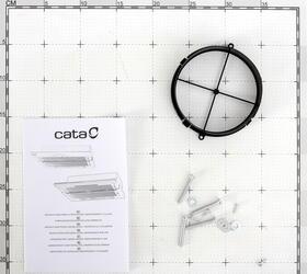 Вытяжка полновстраиваемая Cata TF 5260 черный