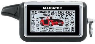 Автосигнализация Alligator D-1100RSG