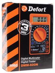 Мультиметр DEFORT DMM-600N