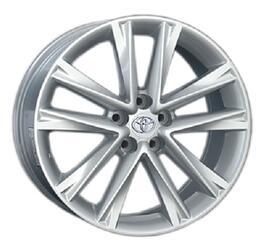 Автомобильный диск литой Replay TY121 6,5x17 5/114,3 ET 45 DIA 60,1 Sil
