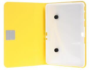 Чехол-книжка для планшета Samsung Galaxy Tab 4 серый