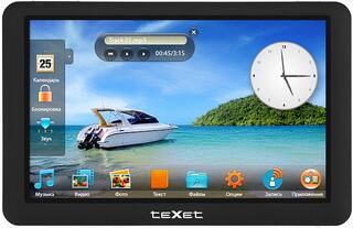Мультимедиа плеер teXet T-950HD черный