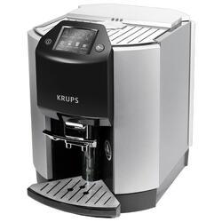 Кофемашина Krups EA901030 Barista серебристый