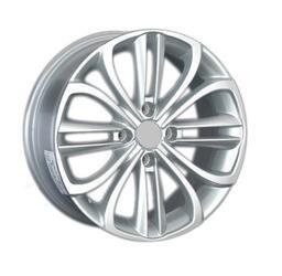 Автомобильный диск литой LegeArtis PG55 6,5x16 4/108 ET 32 DIA 65,1 Sil
