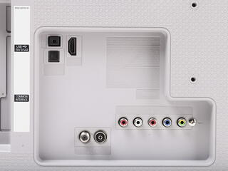 "24"" (60 см)  LED-телевизор Samsung UE24H4080 белый"