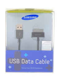 Кабель Samsung USB - 30-pin черный