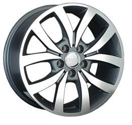 Автомобильный диск литой Replay MR125 7,5x17 5/112 ET 52,5 DIA 66,6 GMF
