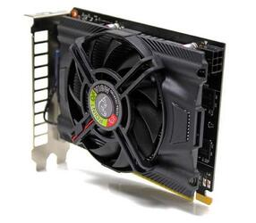 Видеокарта Point of View GeForce GTX 650 [F-V650-1024B]