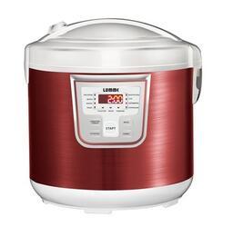 Мультиварка Lumme LU-1431 белый, красный