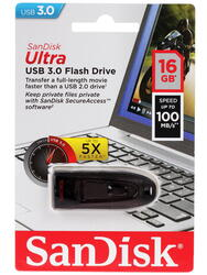 Память USB Flash SanDisk Ultra 16 Гб
