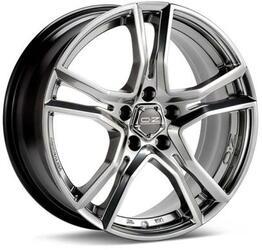 Автомобильный диск Литой OZ Racing Adrenalina 8x17 5/112 ET 35 DIA 75 Titanium