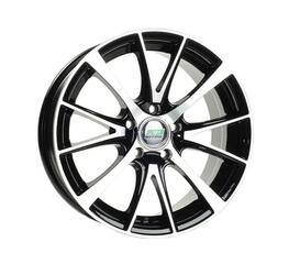 Автомобильный диск Литой Nitro Y3174 6x14 4/98 ET 38 DIA 58,6 BFP