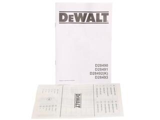 Углошлифовальная машина DeWalt D 28492