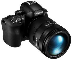 Камера со сменной оптикой Samsung NX30 Kit 18-55mm